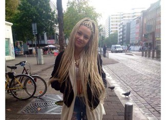 Shirin David Braids