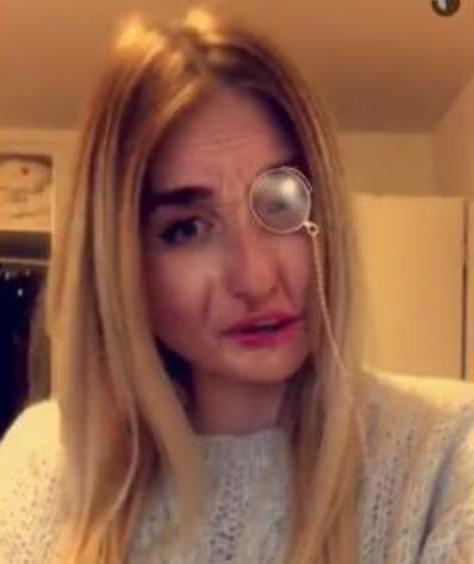 Bibis Beauty palace Snapchat Oma