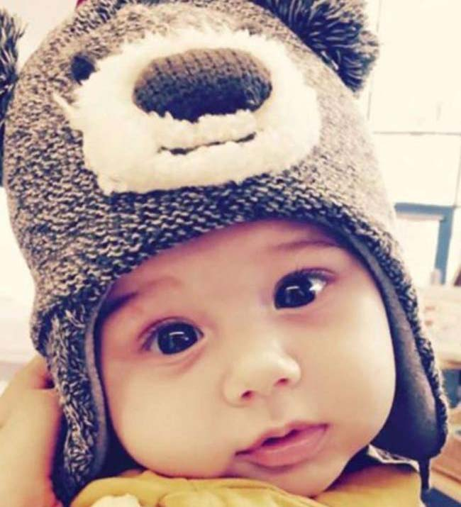Sarah-Pietro-Baby-Alessio