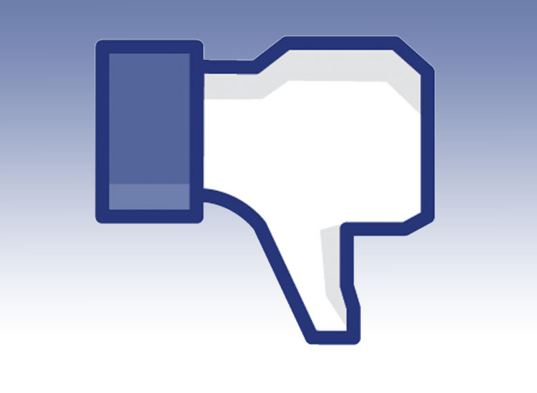 facebook-Button-dislike