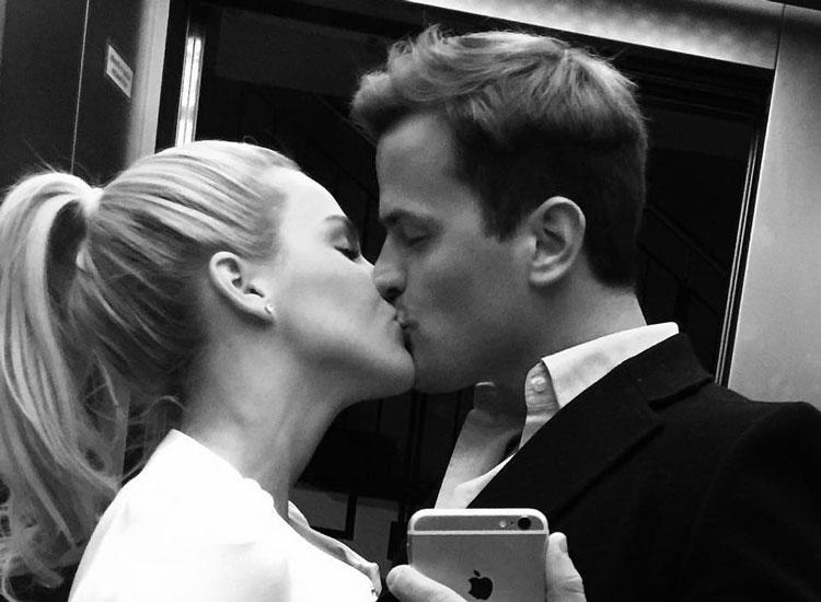 Rocco Stark Angelina Heger Kuss