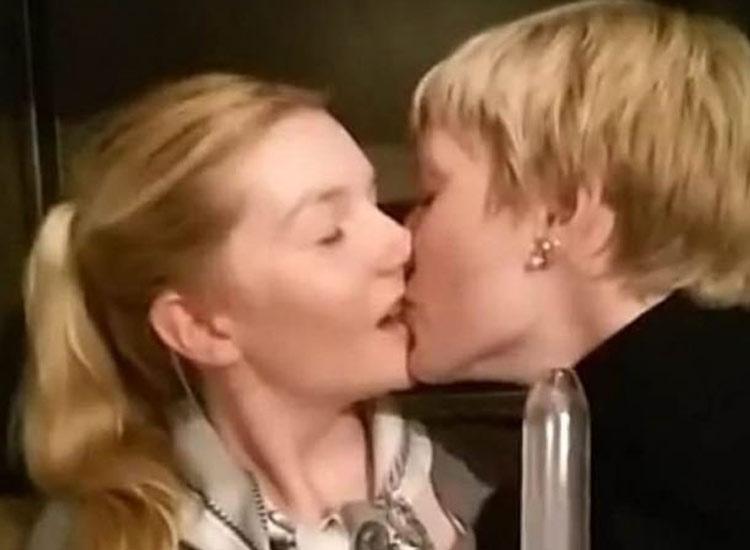 wie küsst man das erste mal