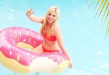 bibis-beauty-palace-witzige-schwimmreifen-donut-luftmatratze