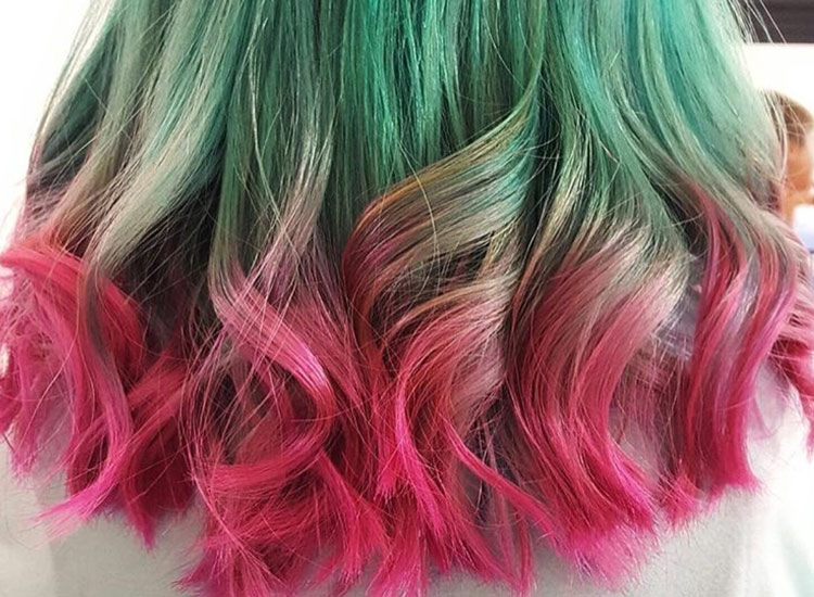 watermelon-hair-color