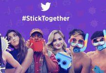 Neue Twitter Sticker - StickTogether
