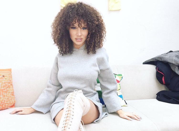 Beliebt Bevorzugt Shirin David zeigt ihre neue Frisur! - STARZIP &RF_31