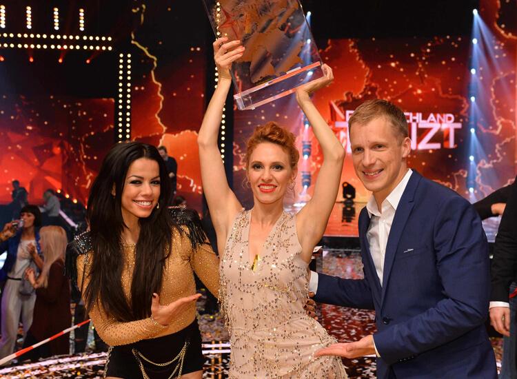 Deutschland Tanzt Gewinnerin Kassandra Wedel