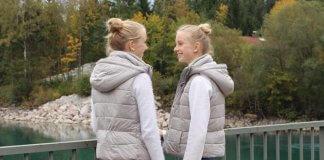 Finja und Svea Lisa and Lena