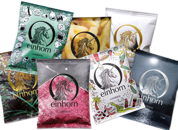 Einhorn Kondome Berlin