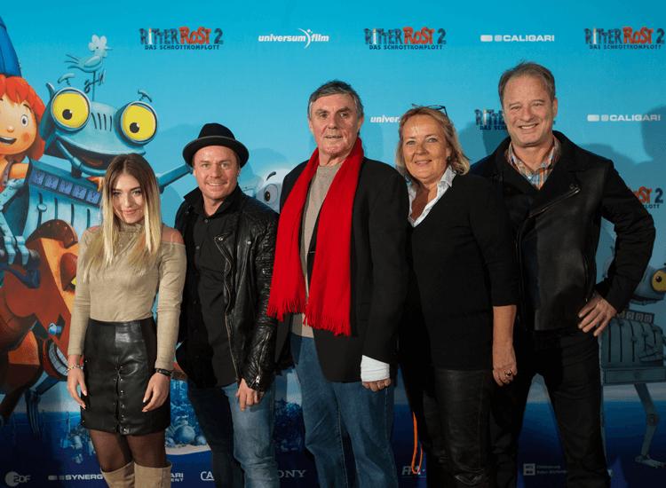 Ritter Rost 2 Premiere Köln Bibis Beauty Palace