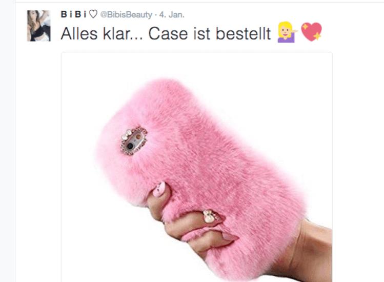 Bibis Beauty Palace rosa Handyhülle