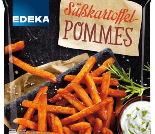 Süßkartoffel Pommes Edeka