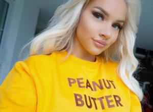 Shirin David Rad Peanut Butter