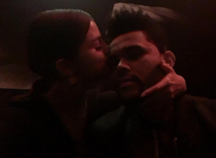 The Weeknd Selena Gomez Freund