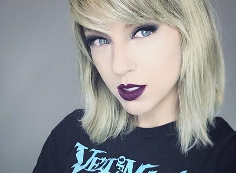 Taylor Swift DoppelgängerinTaylor Swift Doppelgängerin