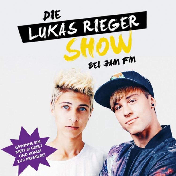 Die Lukas Rieger Show auf Jam FM