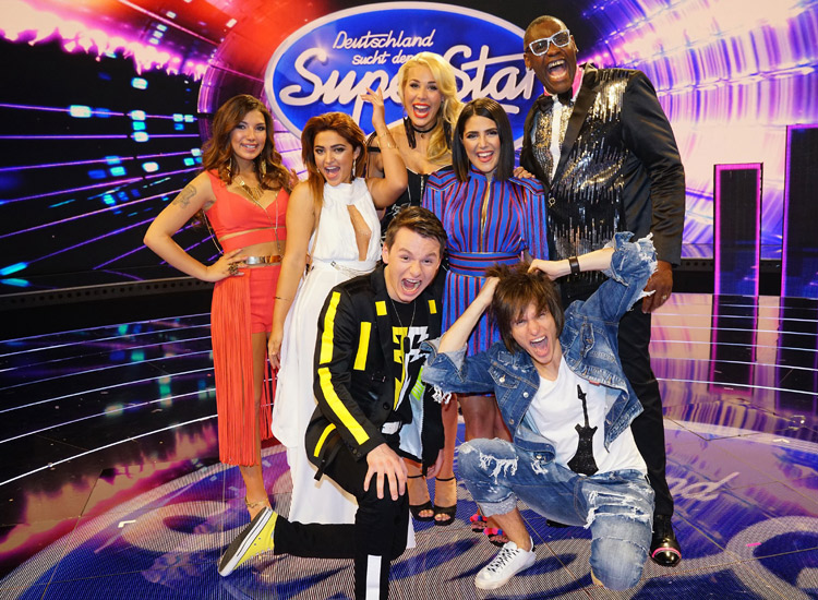 DSDS 2017 Songs