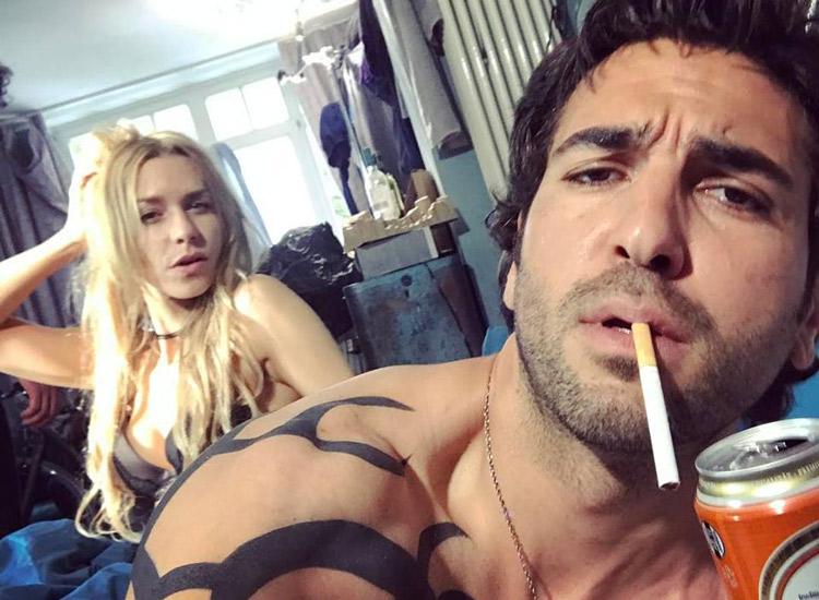 Elyas M Barek und Julia Dietze in Fack Ju Göhte 3